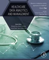Healthcare Data Analytics and Management PDF