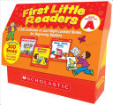 First Little Readers  Guided Reading Level A Book