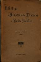 Boletim do Ministerio da educa    o e sa  de p  blica PDF
