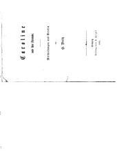 Caroline und ihre Freunde: Mittheilungen aus Briefen