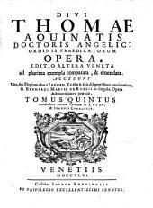 Tomus Quintus complectens auream Catenam in Lucae, & Ioannis Evangelia: Volume 5