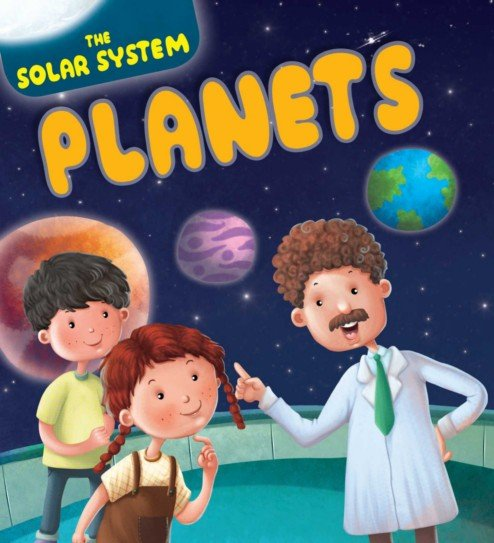 Download Solar System   Planets Book