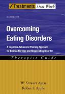 Overcoming Eating Disorders PDF