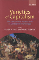 Varieties of Capitalism PDF