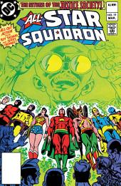 All-Star Squadron (1981-) #19