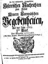 Kurtz-gefaßte historische Nachrichten zum Behuf der neuern europäischen Begebenheiten: Band 59