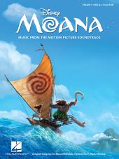 Moana Songbook: Music from the Motion Picture Soundtrack