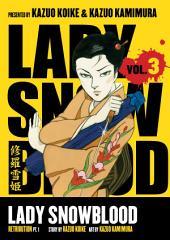 Lady Snowblood Volume 3