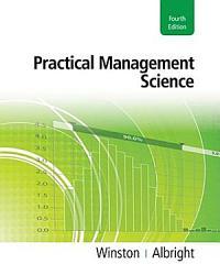 Practical Management Science Book PDF