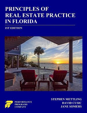 Principles of Real Estate Practice in Florida