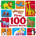 The Beginner S Bible First 100 Animal Words Book PDF