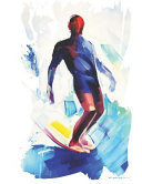 Longboard Surfer Hang Ten Notebook Surf Art Original  A4  Blank College Ruled Lined Pages Journal Surf s Up  8 5 X 11   For Surfers Everywhere to Stay PDF