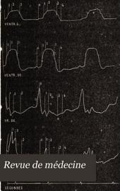 Revue de médecine: Volume2