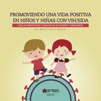 Promoviendo una vida positiva en ni  os y ni  as con VIH sida  PDF