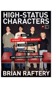 High Status Characters PDF