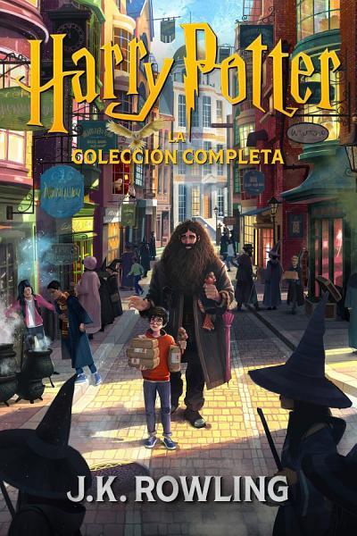 Harry Potter  La Colecci  n Completa  1 7