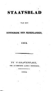 Staatsblad van het koningrijk der Nederlanden