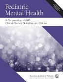 Pediatric Mental Health PDF