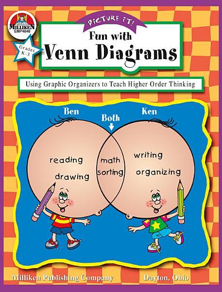 Picture It  Fun with Venn Diagrams  eBook