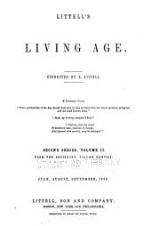 Living Age ...: Volume 38