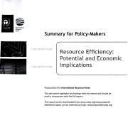Resource Efficiency PDF