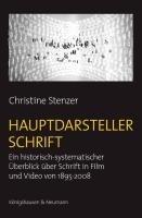 Hauptdarsteller Schrift PDF