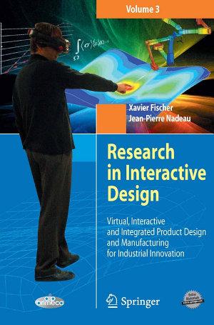 Research in Interactive Design  Vol  3