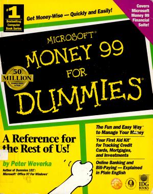 Microsoft Money 99 For Dummies PDF