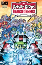 Angry Birds/Transformers #4
