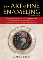 The Art of Fine Enameling PDF