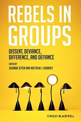 Rebels in Groups PDF