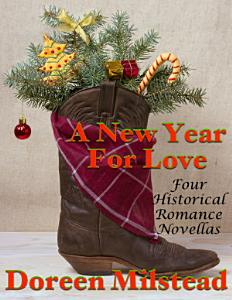 A New Year for Love  Four Historical Romance Novellas PDF
