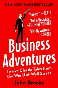 Business Adventures Book