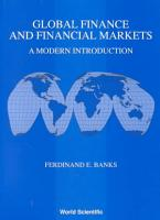 Global Finance and Financial Markets PDF