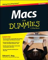 Macs For Dummies: Edition 13