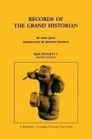 Records of the Grand Historian PDF
