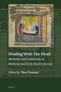 Dealing With The Dead Book