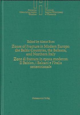 Zone Di Frattura in Epoca Moderna PDF