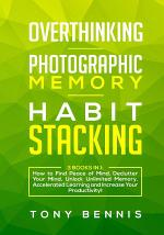 Overthinking, Photographic Memory, Habit Stacking3 Books in 1