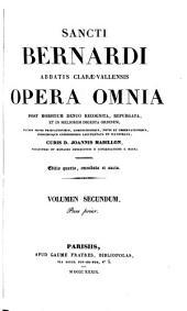 Opera omnia: Volume 2, Issue 1