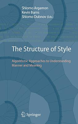 The Structure of Style PDF