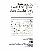 Reforming the Health Care System PDF