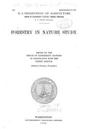 Forestry in Nature Study