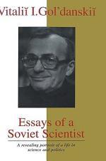 Essays of a Soviet Scientists