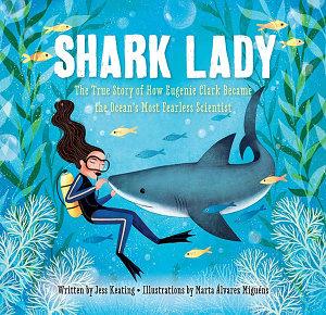 Shark Lady Book