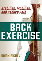 Back Exercise PDF