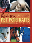 Realistic Pet Portraits in Colored Pencil PDF
