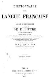 Dictionnaire de la langue française: Volume5