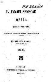 Opera: quae supersunt, Volume 3