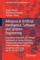 Advances in Artificial Intelligence  Software and Systems Engineering PDF